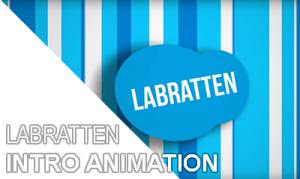 LABRATTEN INTRO ANIMATION